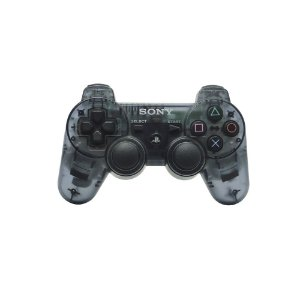 Controle Sony Dualshock 3 Transparente - PS3