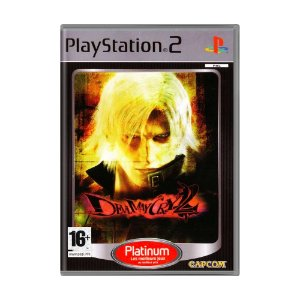 Jogo Devil May Cry 2 - PS2 (Europeu)