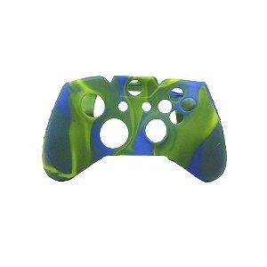 Capa de Silicone Preta para Controle Microsoft - Xbox One