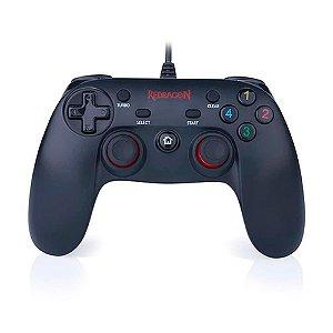 Controle Redragon Saturn G807 com fio - PC e PS3