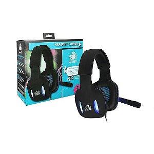 Headset Gamer Nemesis 015-0054 Chip Sce - PC