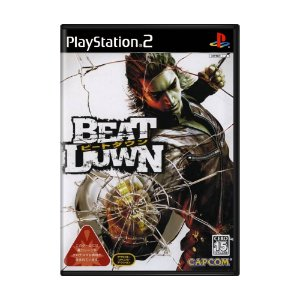 Jogo Beat Down: Fists of Vengeance - PS2 (Japonês)