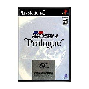 Jogo Gran Turismo 4 Prologue - PS2 (Japonês)