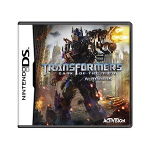 Jogo Transformers: Dark of the Moon - Autobots - DS