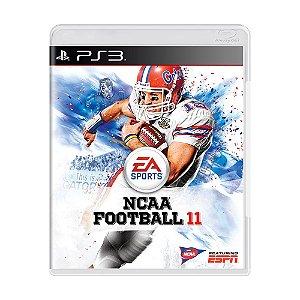 Jogo NCAA Football 11 - PS3