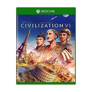 Jogo Sid Meier's Civilization VI - Xbox One