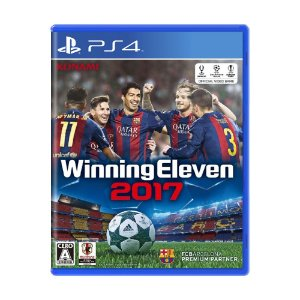 Jogo Winning Eleven 2017 - PS4