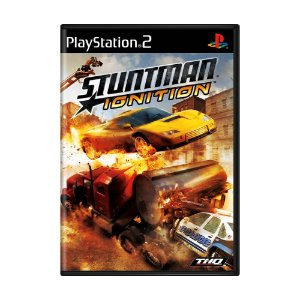 Jogo Stuntman Ignition - PS2