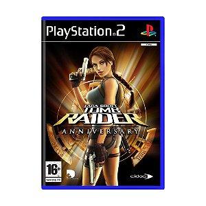 Jogo Tomb Raider: Anniversary - PS2 (Europeu)