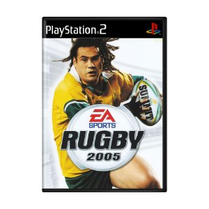 Jogo Rugby 2005 - PS2