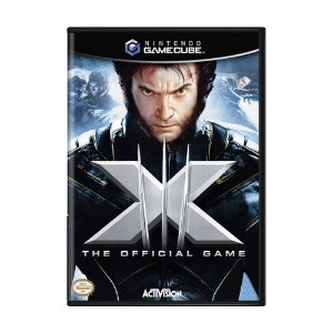 Jogo X-Men: The Official Game - GameCube