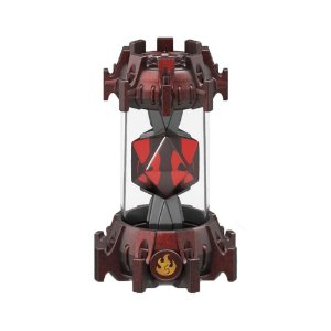 Boneco Skylanders Fire Reactor Creation Crystal