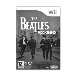 Jogo The Beatles: Rock Band - Wii (Europeu)