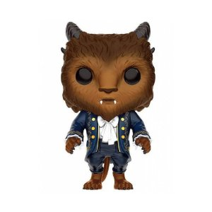 Boneco Beast 243 The Beauty and the Beast - Funko Pop