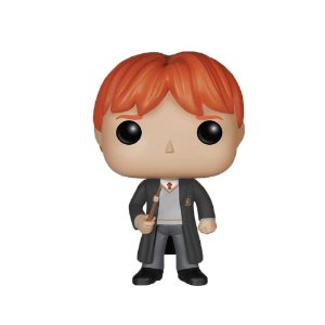 Boneco Ron Weasley 02 Harry Potter - Funko Pop