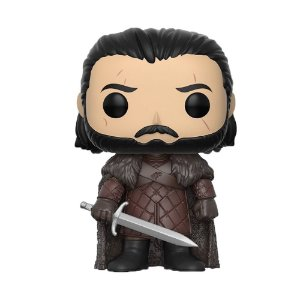 Boneco Jon Snow 49 Game of Thrones - Funko Pop