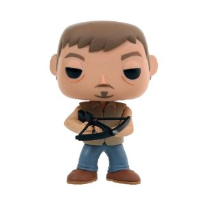 Boneco Daryl Dixon 14 The Walking Dead - Funko Pop