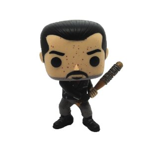 Boneco Negan (Bloody) 390 The Walking Dead - Funko Pop