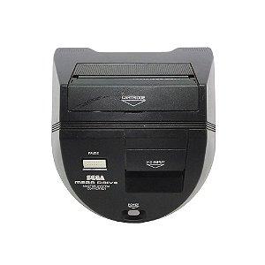 Adaptador de jogos Master System - Mega Drive