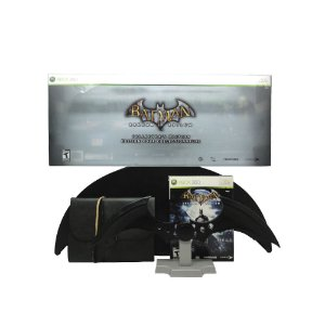 Jogo Batman: Arkham Asylum (Collector's Edition) - Xbox 360