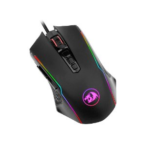 Mouse Gamer Redragon Ranger M910 RGB 12400dpi - PC