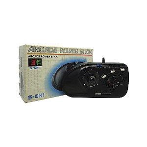 Controle Arcade Power Stick - Mega Drive