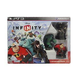 Jogo Disney Infinity (Starter Pack) - PS3