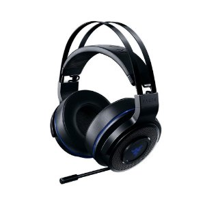 Headset Gamer Razer Thresher 7.1 sem fio - PS4 e PC