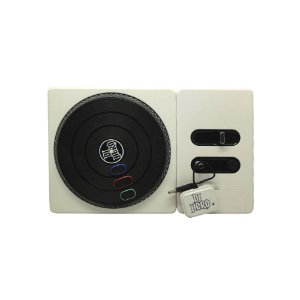 Controle Wireless Turntable Branco - PS3