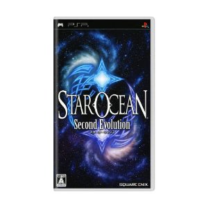 Jogo Star Ocean: Second Evolution - PSP