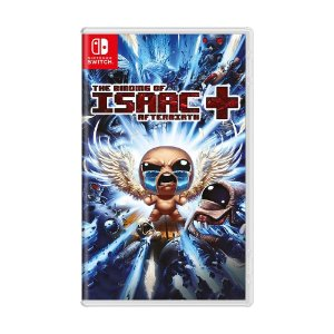 Jogo The Binding of Isaac Afterbirth + - Switch
