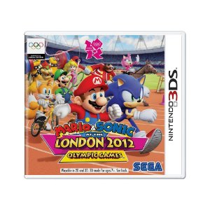 Jogo Mario & Sonic at the London 2012 Olympic Games - 3DS