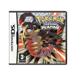 Jogo Pokémon Version Platine - DS (Europeu)