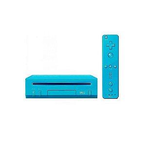 Console Nintendo Wii Azul - Nintendo
