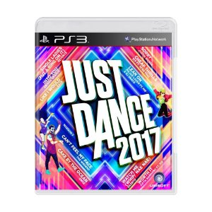 Jogo Just Dance 2017 - PS3