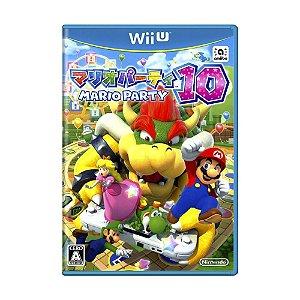 Jogo Mario Party 10 - Wii U (Japonês)