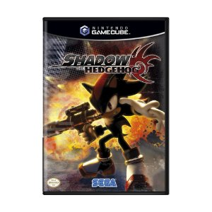 Jogo Shadow the Hedgehog - GameCube