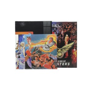 Livro The King of Fighters 94 - SNK