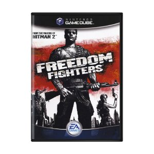 Jogo Freedom Fighters - GameCube