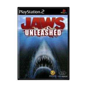 Jogo Jaws Unleashed - PS2