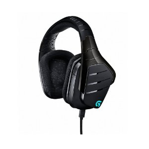 Headset Gamer Logitech G633 Artemis Spectrum RGB - PC
