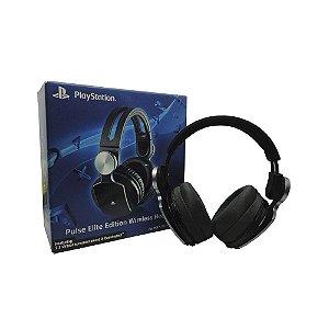 Headset Wireless Sony 7.1 Pulse Elite Edition - PS4, PS3 e PS VITA
