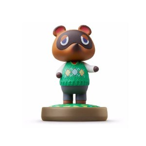 Nintendo Amiibo: Tom Nook - Animal Crossing - Wii U, New Nintendo 3DS e Switch