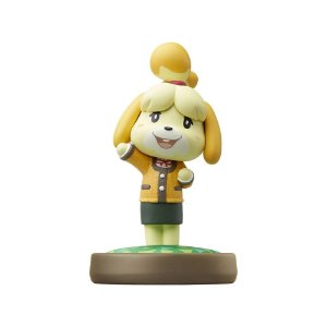 Nintendo Amiibo: Isabelle - Animal Crossing - Wii U, New Nintendo 3DS e Switch