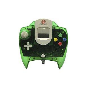 Controle Lime Green SEGA - DreamCast
