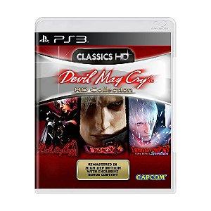 Jogo Devil May Cry: HD Collection - PS3 (Lacrado)