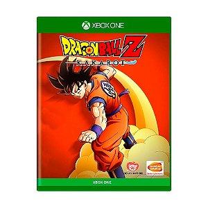 Jogo Dragon Ball Z: Kakarot - Xbox One