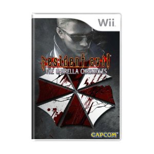 Jogo Resident Evil: The Umbrella Chronicles - Wii (Lacrado)