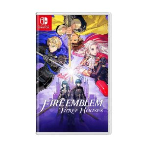Jogo Fire Emblem: Three Houses - Switch (Lacrado)