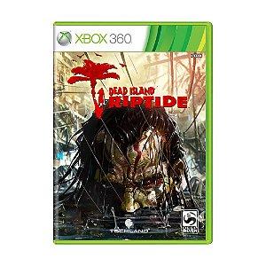 Jogo Dead Island: Riptide - Xbox 360 (Lacrado)